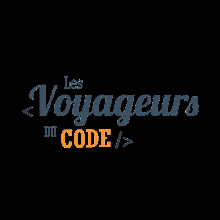 logo les Voyageurs du Code