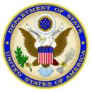 Logo du département d'état américain